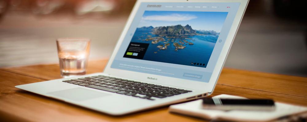 Webbdesign - Viewit360 Communication